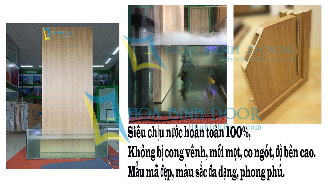 Tư Vấn Chọn Mua Cửa Nhựa Gỗ Composite